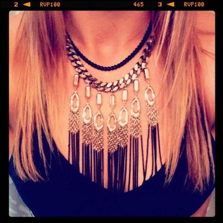 stella&dot necklace
