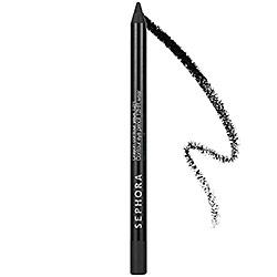 black lace eyeliner