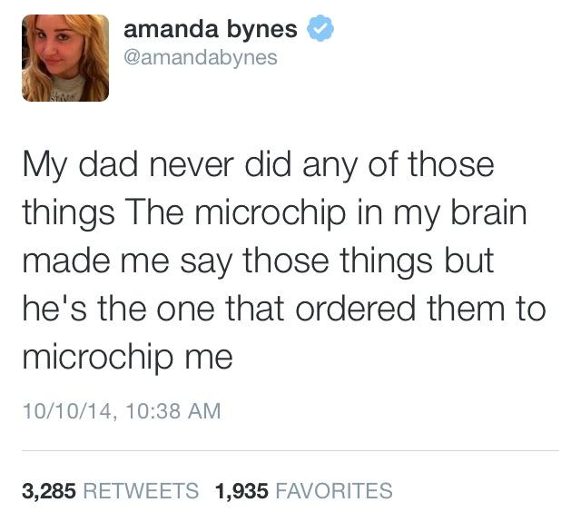 Dear Amanda: An Epic TwitterRant.