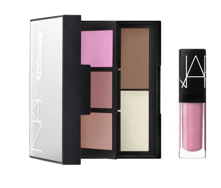 NARSissist Spring 2015 Blush, Contour and Lip Palette Image 3 - StoneColdBetch