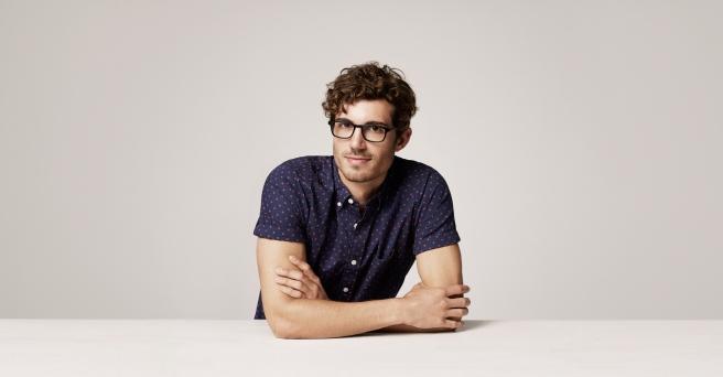 Warby Parker Eyeglasses - Arthur Jet Black