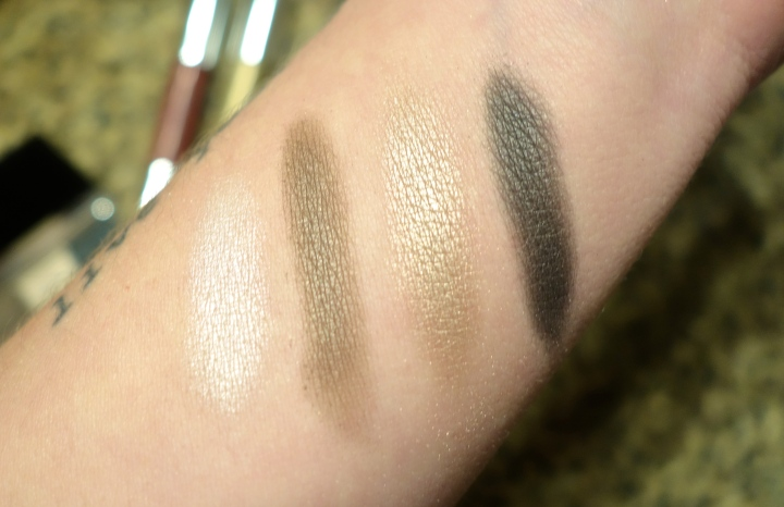 Swatch & Tell: New Spring Faves fromClinique.