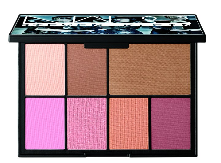 NARS Steven Klein One Shocking Moment Cheek Studio Palette - tif