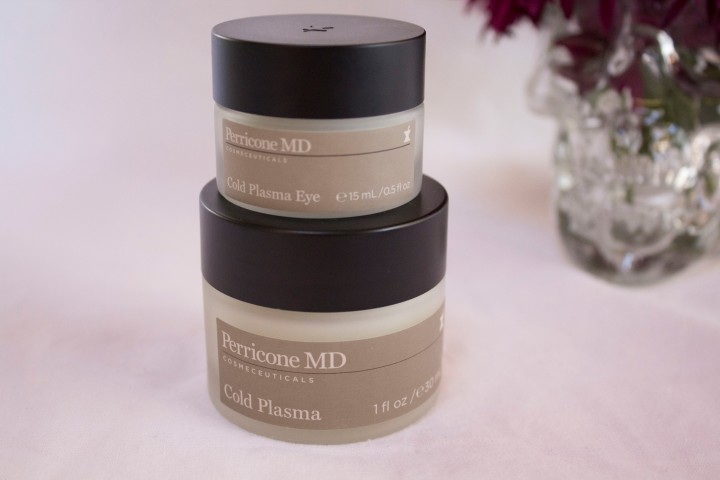 REVIEW: Perricone MD Cold Plasma & Cold Plasma Eye Cream