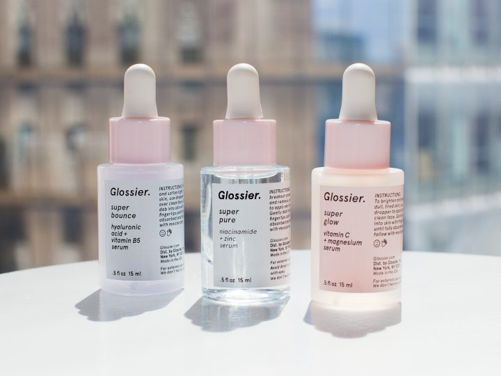 Glossier Super Serum Trio